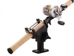 Classic Quick Set Boat Rod Holder