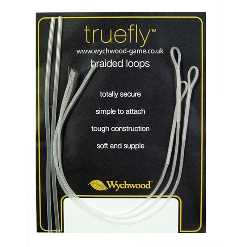Truefly Braided Loops Pack of 3