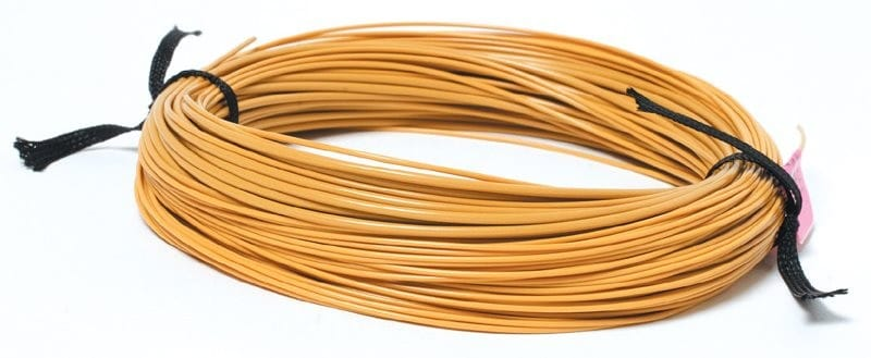 XS Neutral Density Fly Line Mustard WFND image 3