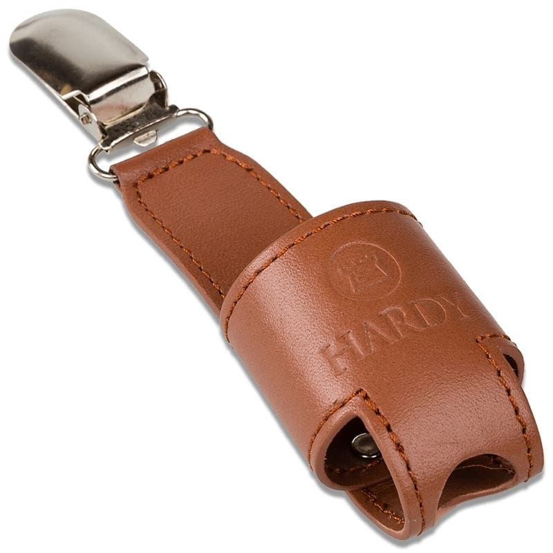 Leather Gink Holder with a weather repellent treatment