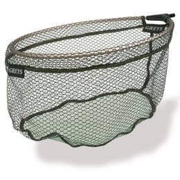 Rubber Dual Mesh Match Net Heads