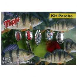 Perch Lure Kit