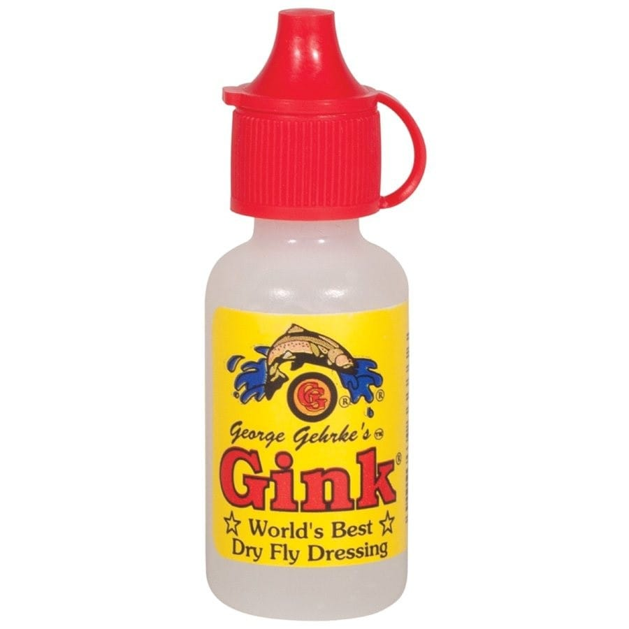 Gink Fly Floatant: The World's #1 Dry Fly Dressing