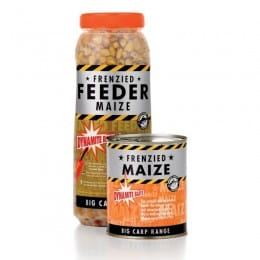 Frenzied Natural Maize