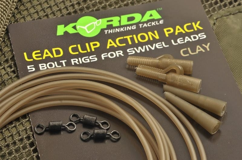 Lead Clip Action Pack image 2