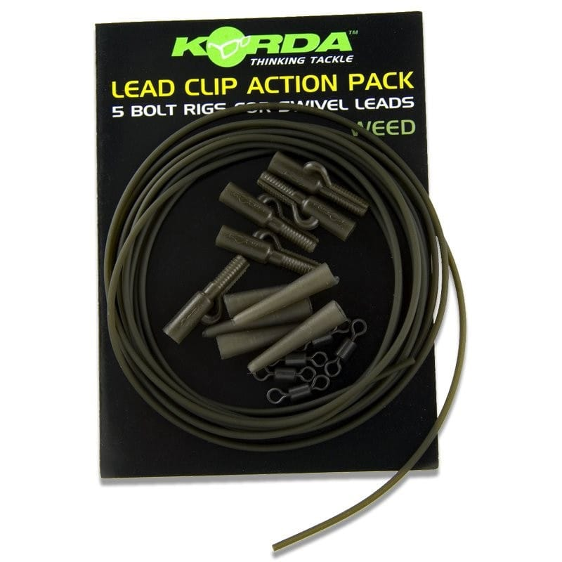 Lead Clip Action Pack