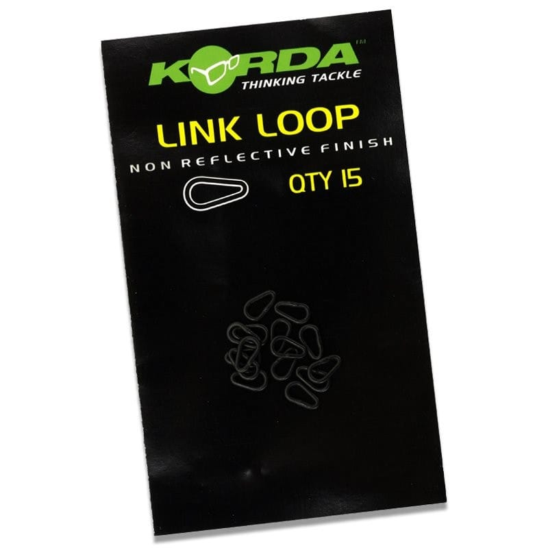 Link Loops (15 per pack) with a non-reflective coating