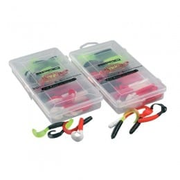 Soft Lure Set Impulse Twister Grub