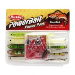 Powerbait Drop Shot Fishing Kit