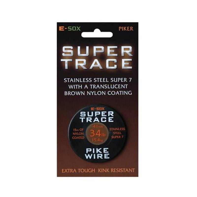 Esox Super Trace Pike Wire 15m