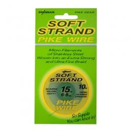 Soft Strand Pike Wire