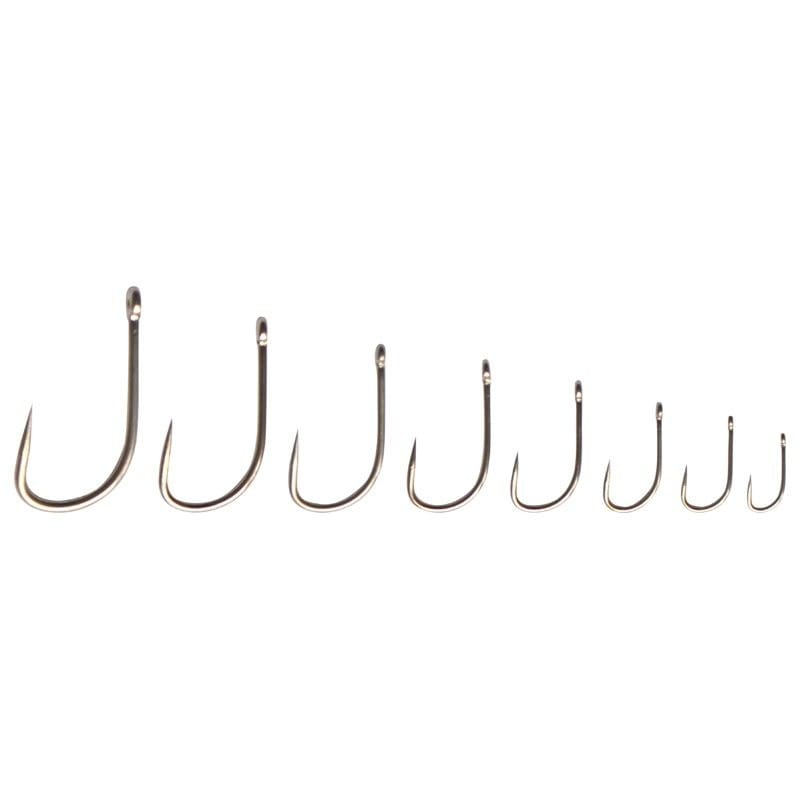 Eyed Specimen Barbless Hooks Pack of 10 image 2
