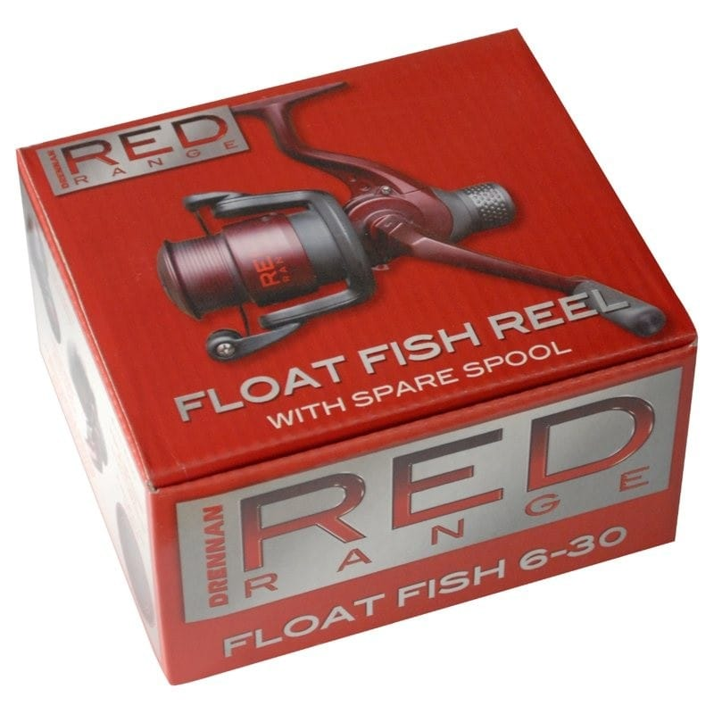 Red Range Float Fish