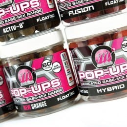 Dedicated Base Mix Pop Ups 15mm