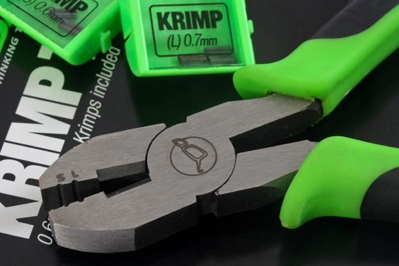 Krimp Tool for easy rig construction with stiff materials