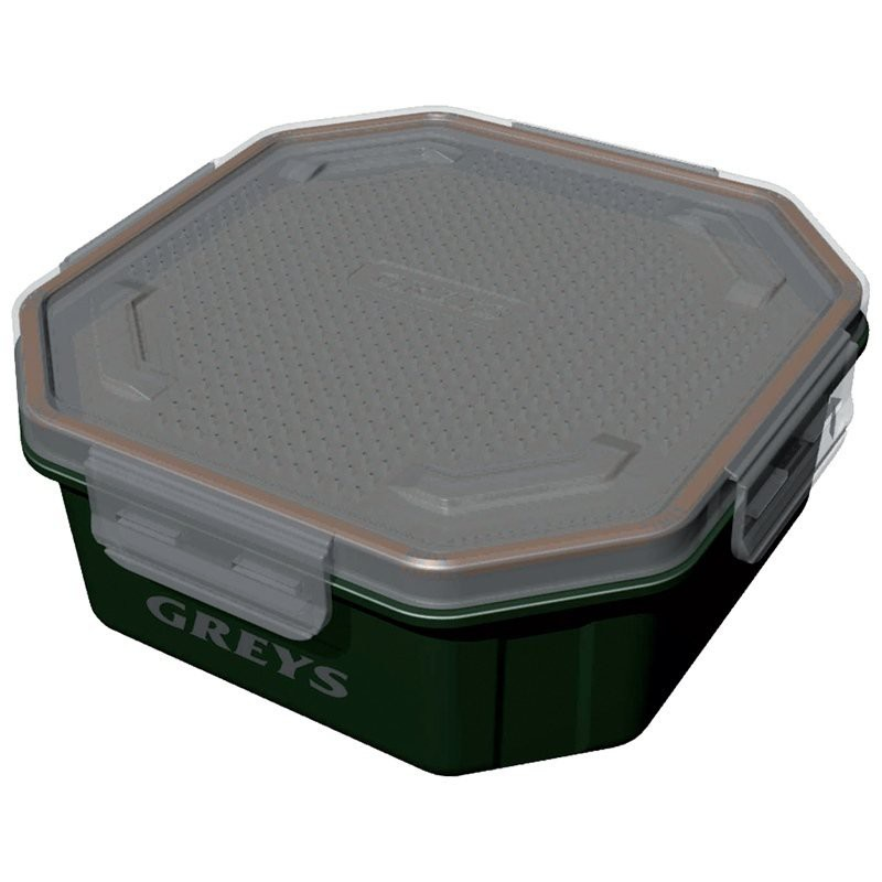 Prodigy Klip Lok Bait Box Perforated Lid