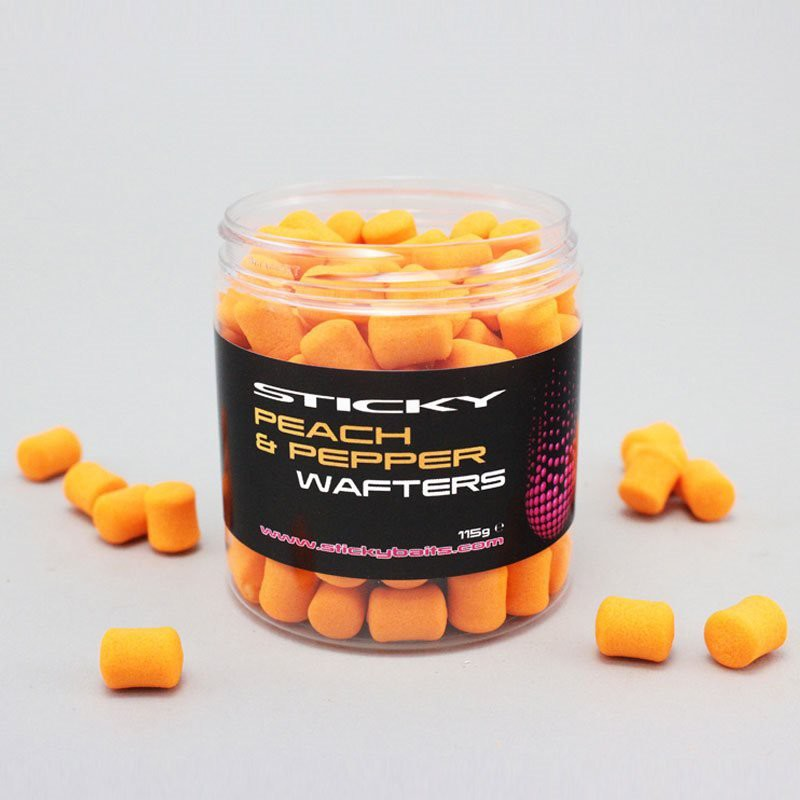 Hi Attract Peach & Pepper Wafters