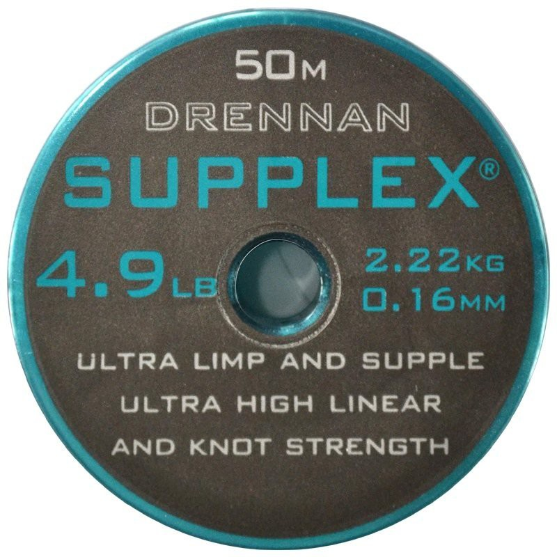 Supplex Hooklength Monofilament 50m image 1