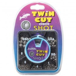 Twin Cut Non Toxic Shot