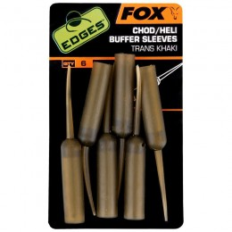 Edges Chod Heli Buffer Sleeves Pack of 6