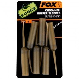 Edges Chod Heli Buffer Sleeves (6 per pack)