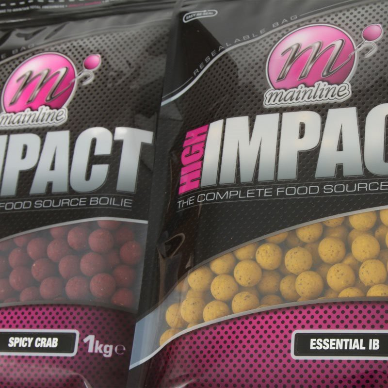 High Impact Boilies 15mm 1kg image 0