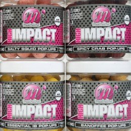 High Impact Pop Ups 15mm