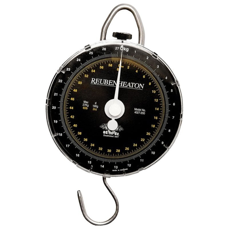 Standard Angling Scales