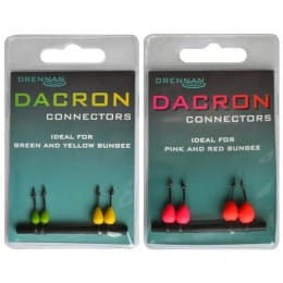 Dacron Connectors