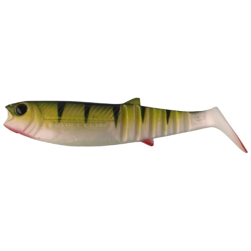 Cannibal Shad Loose Body 10cm image 4
