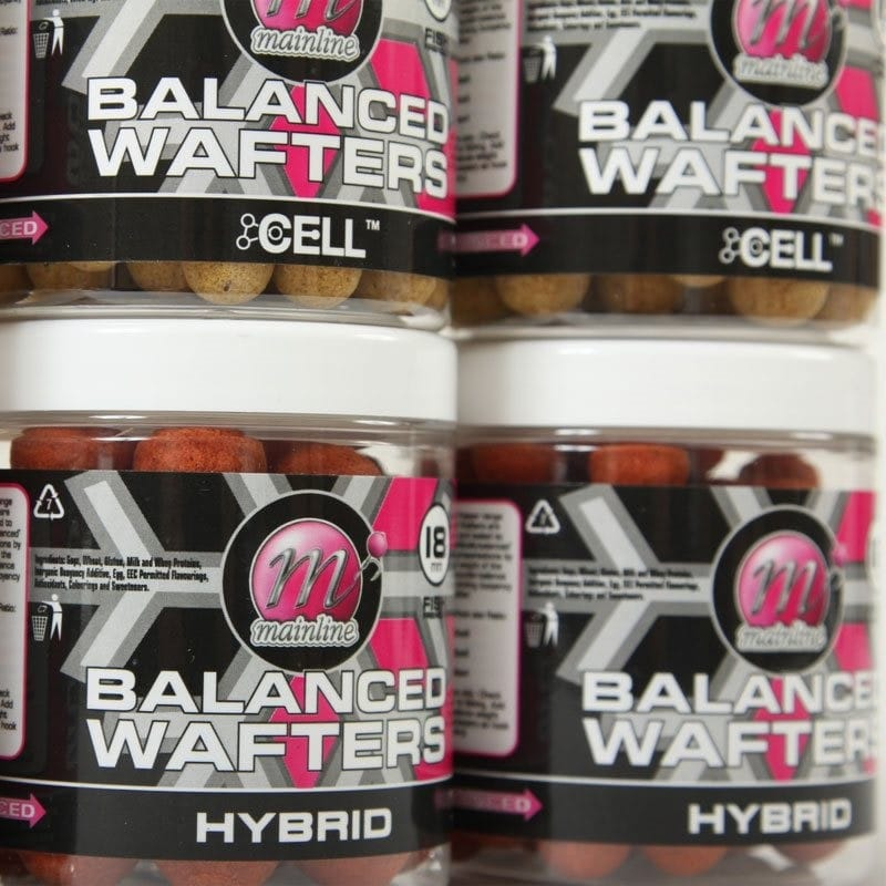 Dedicated Base Mix Balanced Wafters 15mm