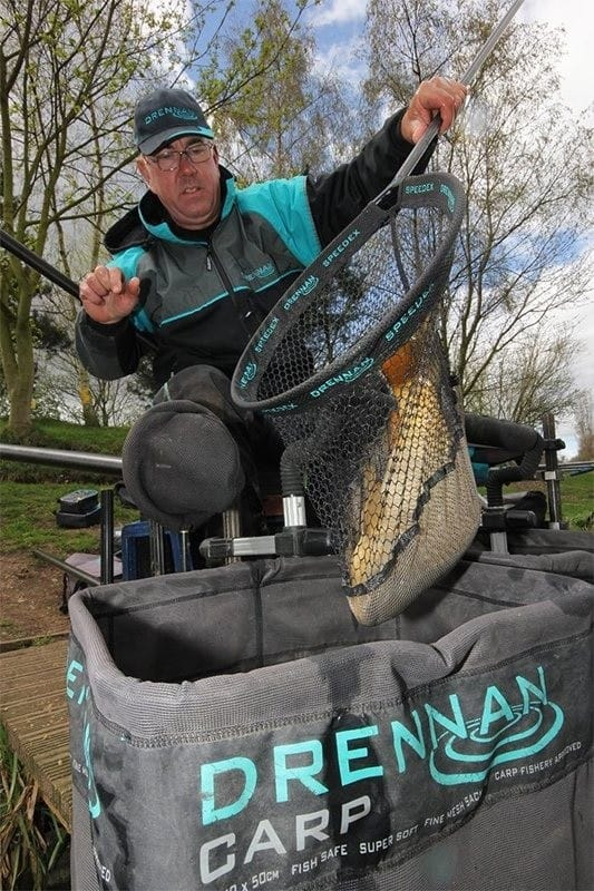 Match Carp Keepnet image 5