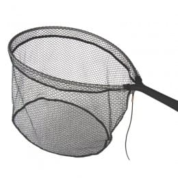 GS Scoop Net with an integrated magnet in the handle for storage