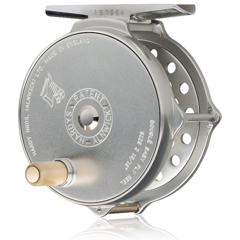 Bougle Fly Reel MADE IN ENGLAND