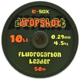 Esox Drop Shot Fluorocarbon Leader