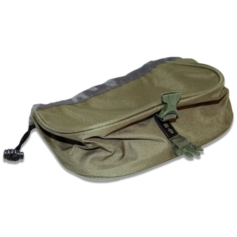 Reel Pouches which fit the biggest reels and can clip together