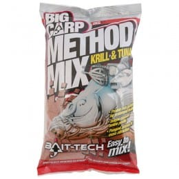 Big Carp Method Mix Krill & Tuna 2kg