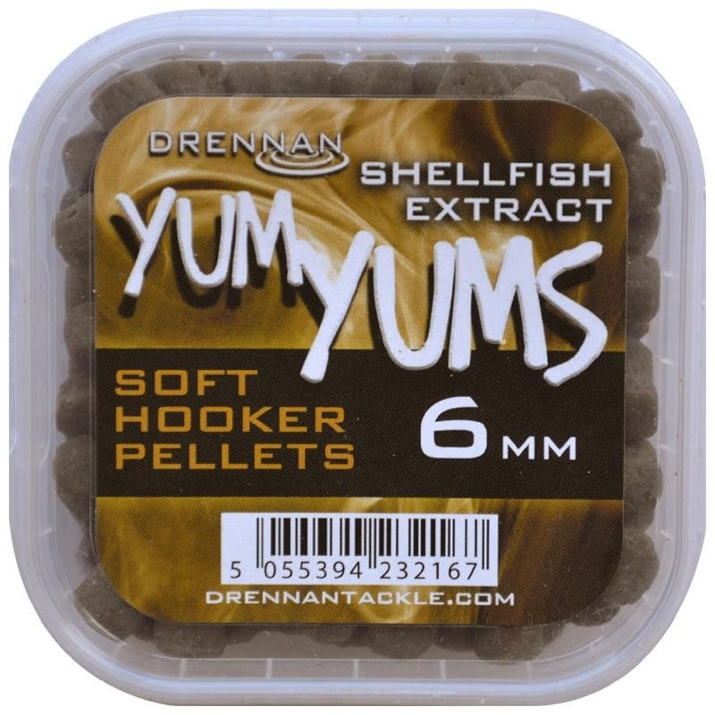 Yum Yums Soft Hooker Pellets image 2
