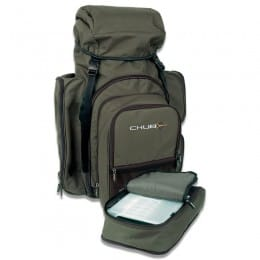 Vantage Rucksack with detachable front section
