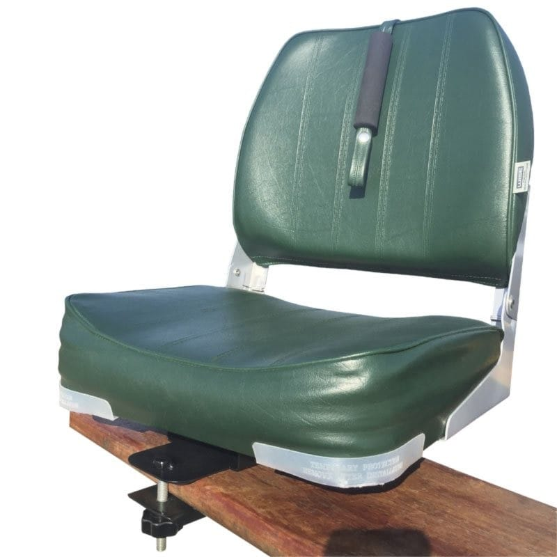 TLD Elite Boat Seat with padded rotating seat inc Elite Clamp image 1