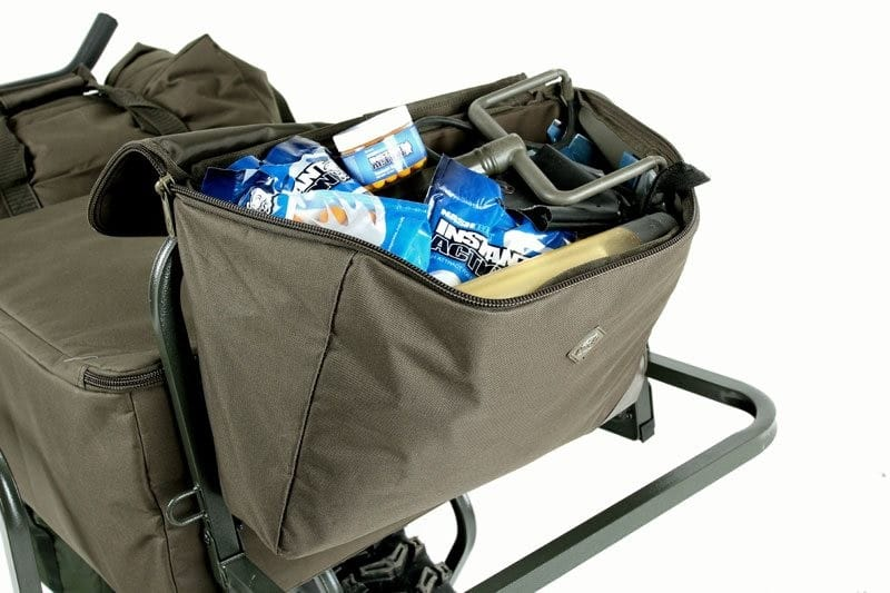 Barrow Pannier for clothing, banksticks, alarms, pods and more image 2