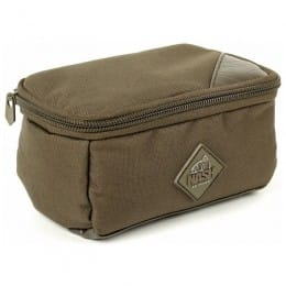 Nash Bits Pouch Medium with a waterproof base and multiple pouches