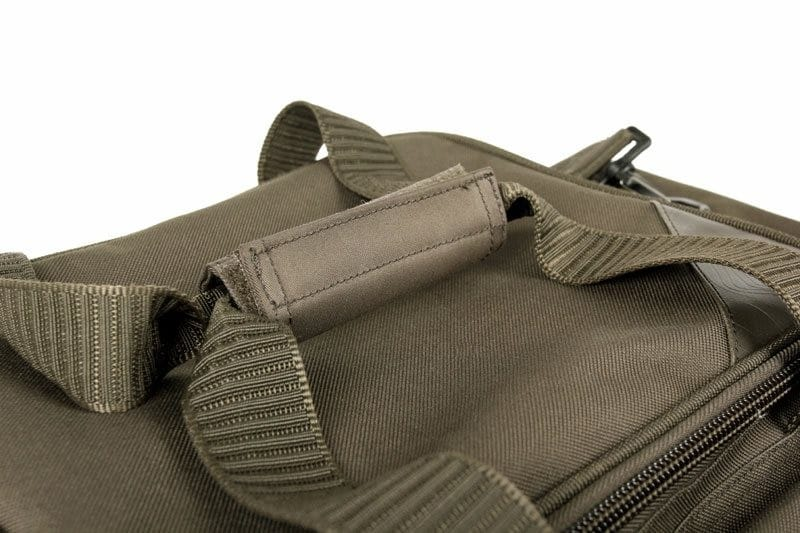 Compact Carryall with a heavy duty waterproof-stiffened base image 2