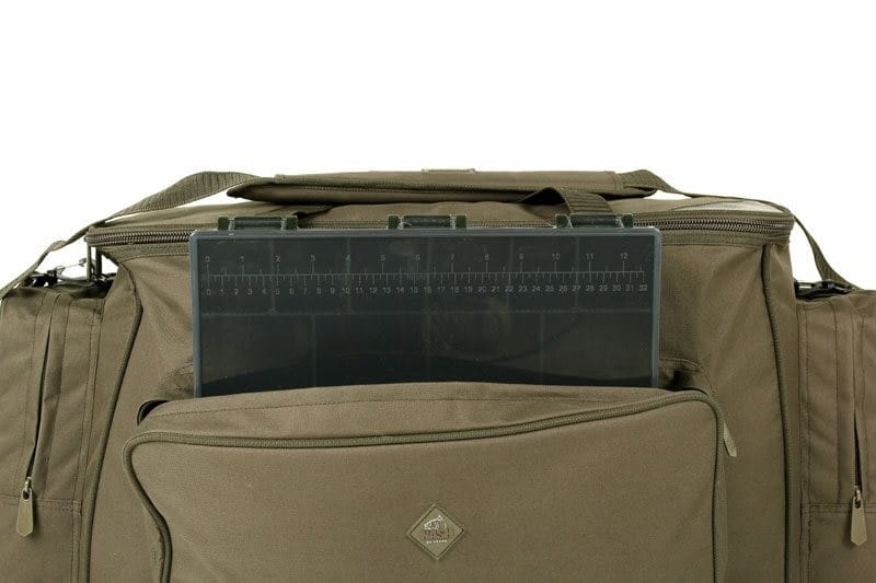 Large Carryall with a heavy duty, waterproof base image 1