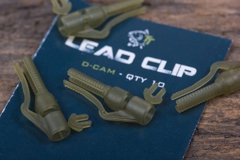 Lead Clip (10 per pack) for safe weight release image 1