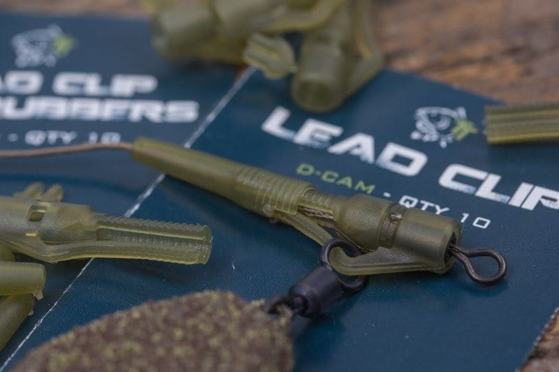 Lead Clip (10 per pack) for safe weight release image 2