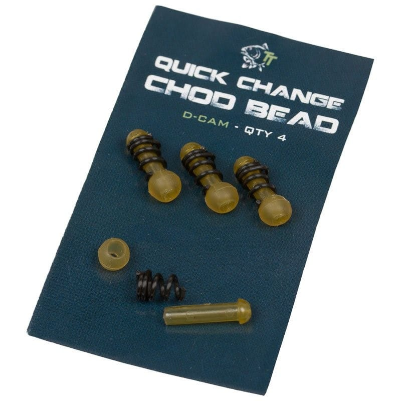 Quick Change Chod Bead Pack of 4