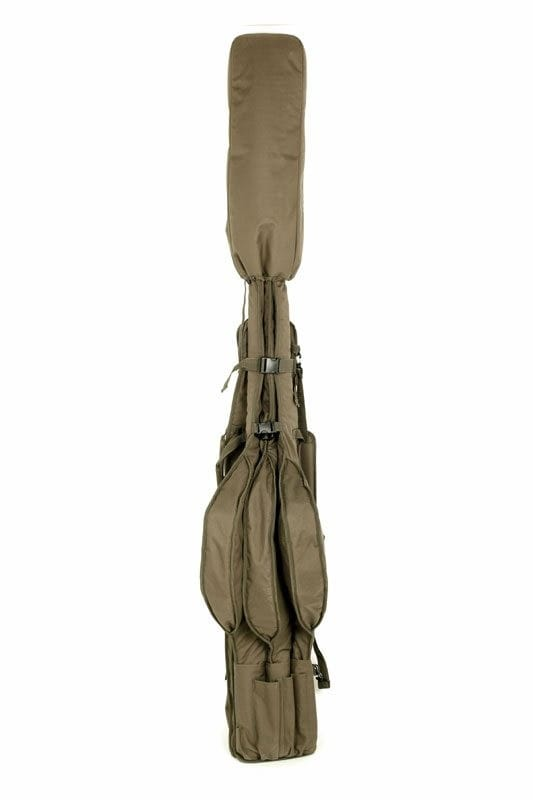 Quiver carries up to 5 rods in skins, landing nets, slings and more image 1