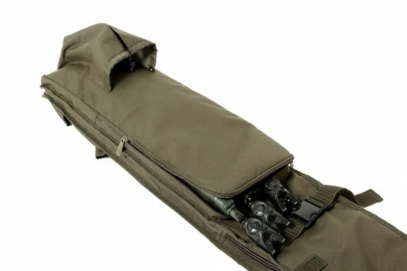 Quiver carries up to 5 rods in skins, landing nets, slings and more image 4