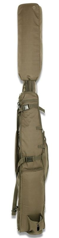 Quiver carries up to 5 rods in skins, landing nets, slings and more